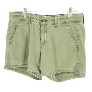 American Eagle Midi Slash Pocket Shorts